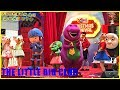 The Little Big Club Live Show with Barney, Thomas the train, Mike The Knight and Angelina Ballerina