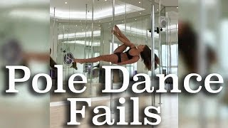 Ultimate Pole Dance Fails Compilation💃 Best Pole Dance Fail Compilation | Pole Dancing Fail