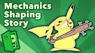 Mechanics Shaping Story - Re-examining the Core Gameplay Loop - Extra Credits