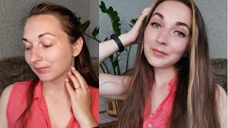 красимся вместе Простой летний макияж 2020 belor design lilo belita luxvisage