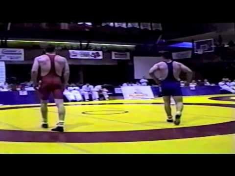 2000 Senior National Championships: 76 kg Jeremy Cruise vs. Unknown