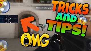 Trick And Tips in Standoff 2!