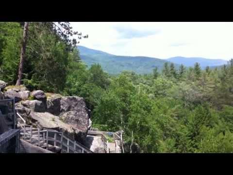 Polar Caves - New Hampshire