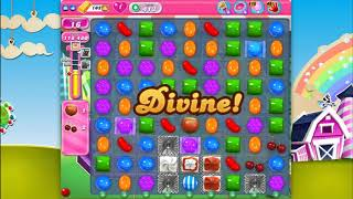 Candy Crush Saga - Level 413 - No boosters ☆☆☆