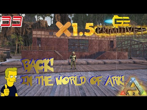 ARK SURVIVAL PRIMITIVE PLUS PATCH 1.5 - BACK IN THE WORLD OF ARK