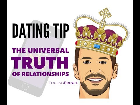 The Universal Truth of Relationships | Relationship Advice For Couples