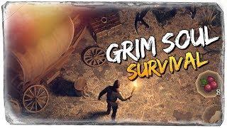 Grim Soul: Survival ● КРУЧЕ ЧЕМ LAST DAY? ОБЗОР ОТ БРЕЙНА