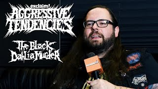 Trevor Strnad talks about the band's infamous fan club, Blast Fiends | Aggressive Tendencies