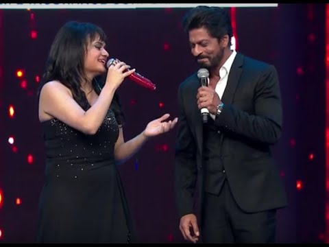 Aditi Singh Sharma With The Singer Side Of Shahrukh At RSMMA