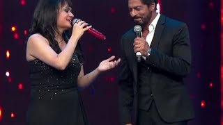 Aditi Singh Sharma With The Singer Side Of Shahrukh At RSMMA | Radio Mirchi