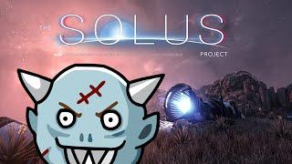 The Solus Project - ЛОВУШКИ И ЗАГАДКИ #7