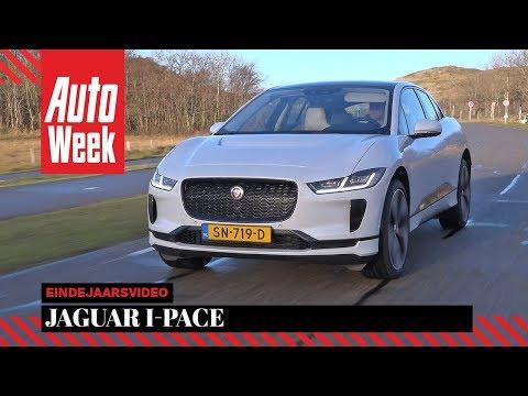 Eindejaarsvideo's 2018 - Jaguar I-Pace