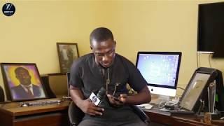 Kofi B Died Of Heart Attack In Kofi Nti's Car - Best Friend Breaks Down In Tears
