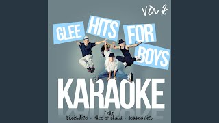 Faithfully (In the Style of Glee Cast) (Karaoke Version)
