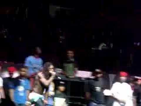 Lil Wayne @ Powerhouse 2008-A Milli ft lil mama
