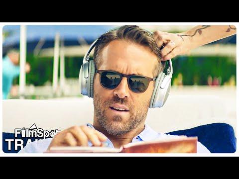 HITMAN'S WIFE'S BODYGUARD Official Trailer #1 (NEW 2021) Ryan Reynolds, Samuel L. Jackson Movie HD