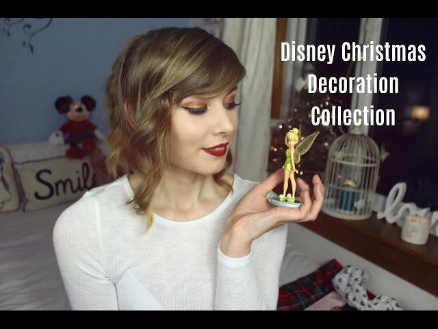 Disney Christmas Decoration Collection | Rebecca Smile