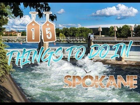 Top 15 Things To Do In Spokane, Washington