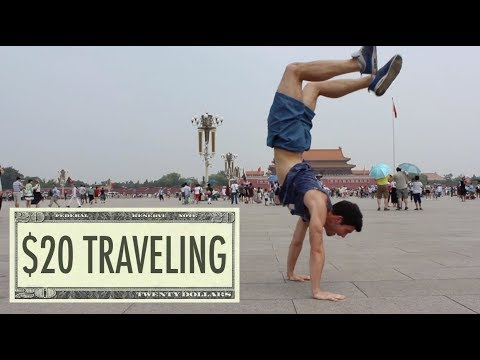 Beijing, China: Traveling for $20 A Day - Ep 4