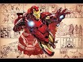 IRON MAN S ARMOR collection | Ultimate Avengers 2 Rise Of The Panther part 12