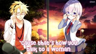 Download Nightcore - Speak To A Girl (Switching Vocals) - (Lyrics) MP3 song and Music Video