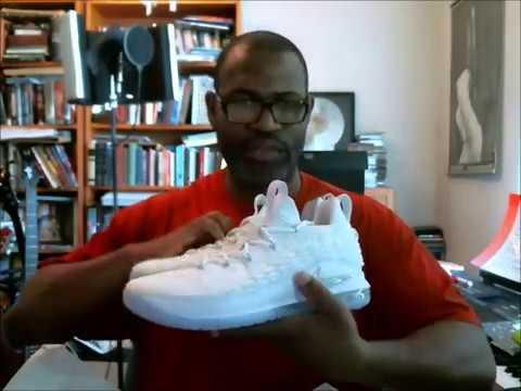 Nike LeBron XV Low Aurora 'White/Metallic Silver' | Authentic Verification