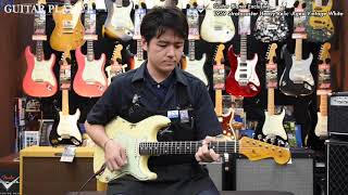 Guitar Planet Exclusive 1959 Stratocaster Heavy Relic -Aged Vintage White-【商品紹介@Guitar Planet】