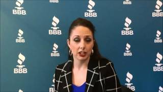 2016 BBB Warns IRS Scam is Back!