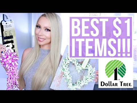 9 Dollar Store Must Haves! Best Things at The Dollar Store