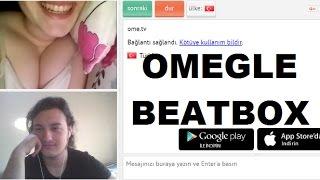 Omegle Beatbox || Kız İnstagram İfşaları ve Bol Beatbox (Kıza Aşık Oldum Rıza Baba)