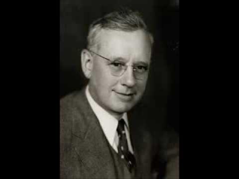 Alf Landon Campaigns For Presidency (1936)