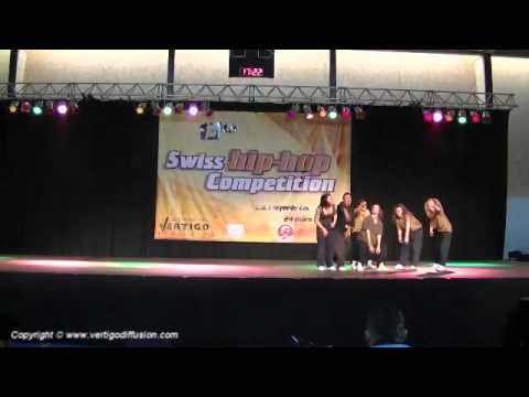 13th Suisse Hip Hop Competition Part7: TEENS CREW