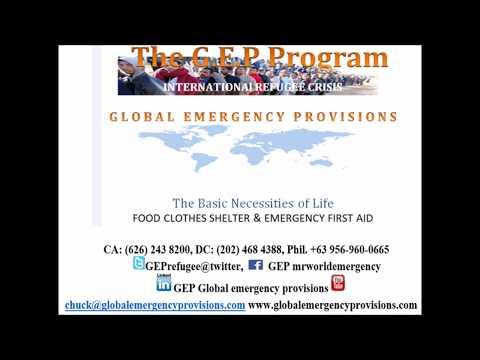 GEP. Homeless Refugee Housing, Education & Jobs Presentation