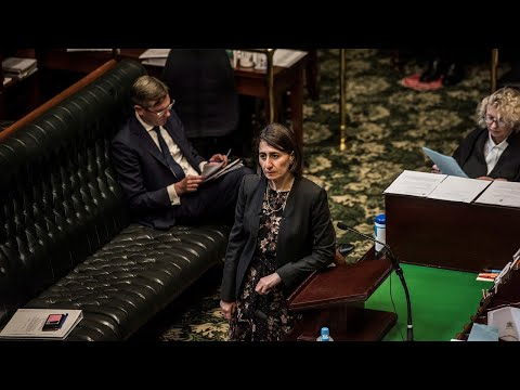 Berejiklian comes under fire during hostile Question Time over damning ICAC findings
