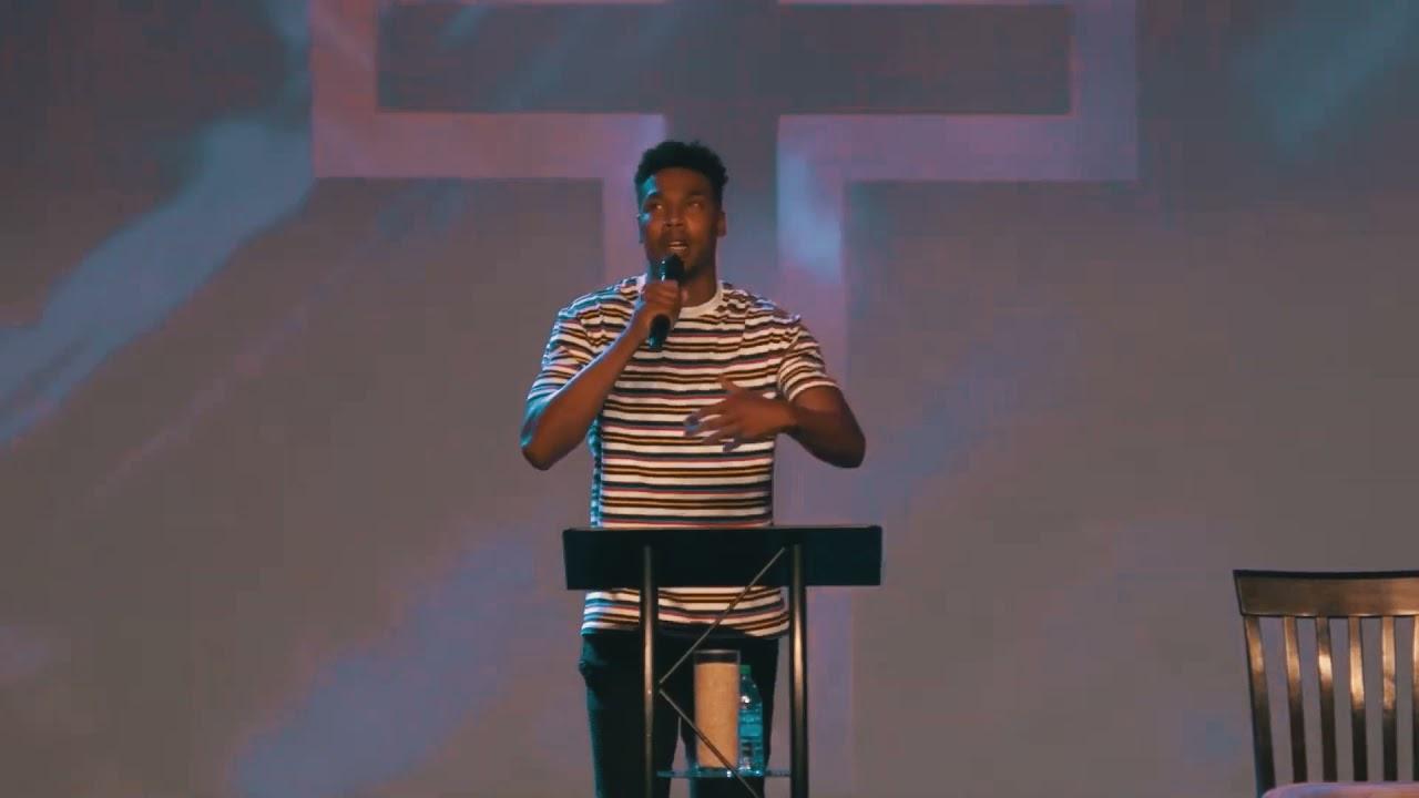 """CJ Emulous """"Distance before Denial"""" (Sermon)"""