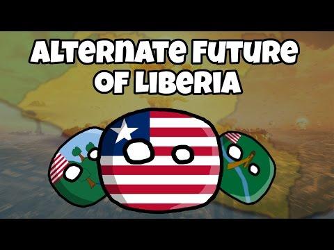 [April Fools] ALTERNATE FUTURE OF LIBERIA IN COUNTRYBALLS #1 (SE01)