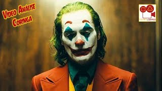 Coringa (Joker, 2019) - Vídeo Análise Filmes e Games ao vivo