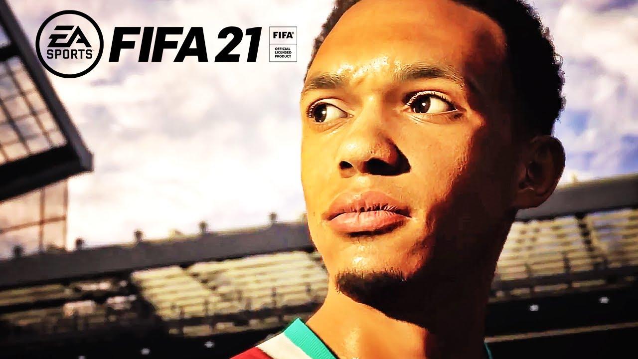 FIFA 21 - Official Career Mode Trailer