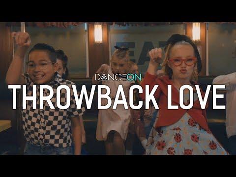 Meghan Trainor - Throwback Love | Kristin McQuaid Choreography | DanceOn Premiere