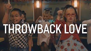 Meghan Trainor - Throwback Love   Kristin McQuaid Choreography   DanceOn Premiere