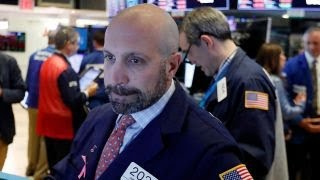 Dow rebounds after dropping more than 500 points