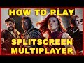 Black Ops 4: How to Play Splitscreen Multiplayer With a Friend