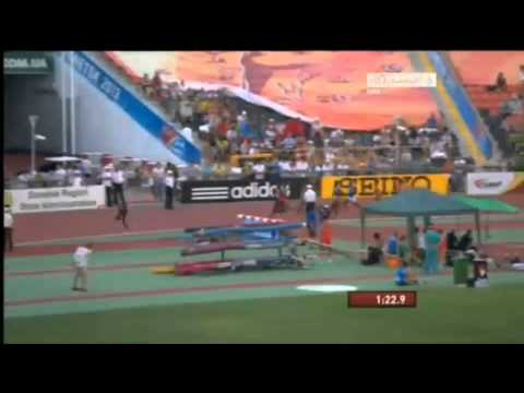 2013 World Youth Champs Boys 1,500m Final