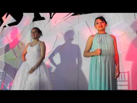 Resumen Coronación Reina E.S.F.A.A. 2016 Teziutlán Puebla