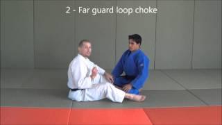3 fancy loop chokes for Love Judo Magazine