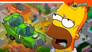 GTA SIMPSONS 🚗 СУПЕР ТАЧКА ГОМЕРА ► Simpsons Hit and Run прохождение