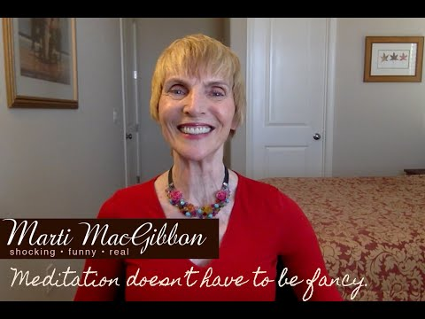 Marti MacGibbon Meditation Keep It Simple