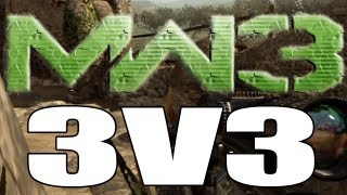 MW3 3V3 Hiding Tactics (FACE OFF)