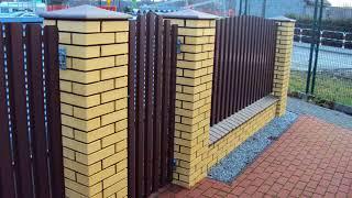 Забор евроштакетник Брянск
