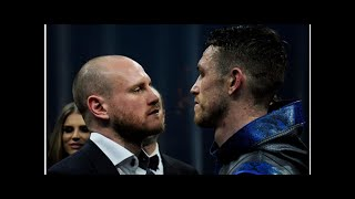 WBSS Championship Final Super Middleweight Division: George Groves vs. Callum Smith